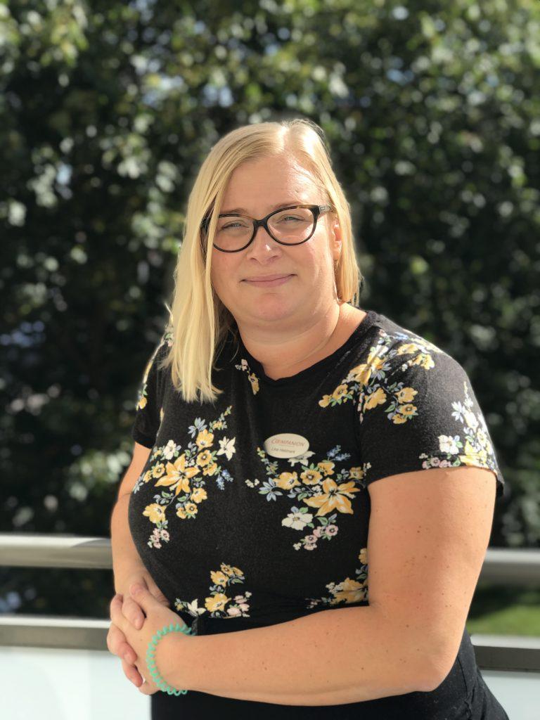 Lina Heldmark Projektledare och rådgivare