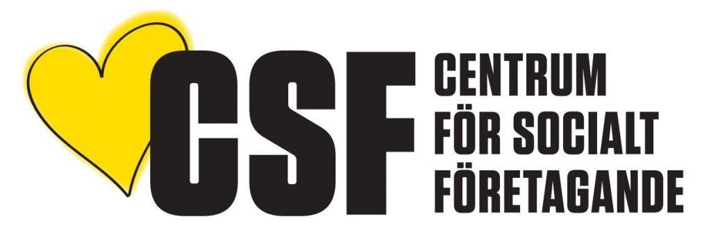 Logotyp Centrum för socialt företagande