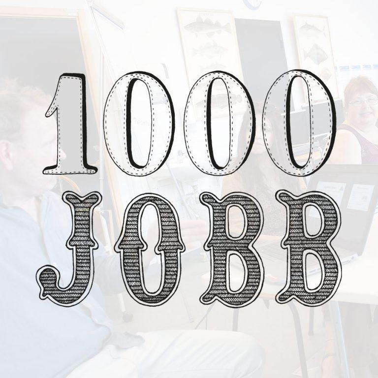 1000 jobb