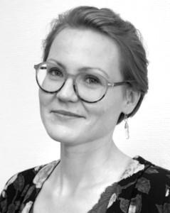 Kristin Bergwall, utvecklingsstrateg