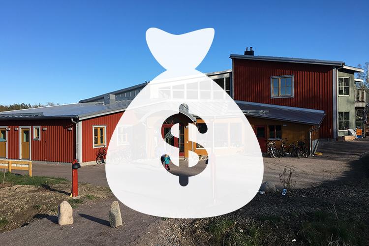 Finansiering av byggemenskaper på landsbygd och mindre orter